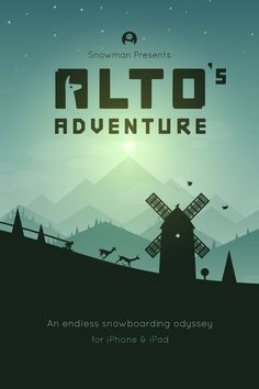 alto's adventure characters - Google Search