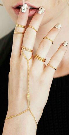 finger stacks