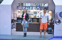 Tangy Sorbet: Zhero Denim - Pride and Fashion Launches Uber Cool Range of Denim Bags