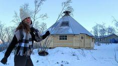 Blog de moda. Ideas sobre cómo vestir bien y cómo vestir a la moda. Estilismo para ver auroras boreales en Kiruna (Suecia)| The Highville.  https://thehighville.com/blog/snow-time/?isalt=0