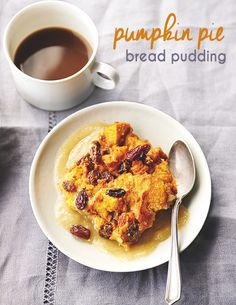 ... low-fat alternative, this bread pudding will tickle your heart
