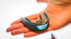 Given all the controversy over head injuries in sports, the FitGuard is both welcome and inevitable. A mouthguard that measures the number and intensity of impa... - Page 29