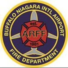 Buffalo Niagara International Airport Fire Department Logo
