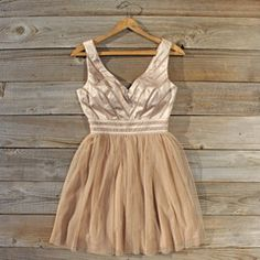 Dresses- Sweet Vintage Inspired Boho Dresses from Spool No.72. | Spool No.72
