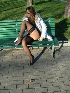 Laura, italian slut, winter. For your comments kik wewatchingyou2