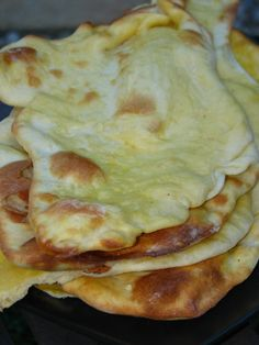 Naan Bread. Finally a good easy to follow recipe.