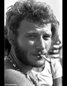 Johnny Hallyday - 1969 Okinawa, Johnny Halliday, Jean Philippe, French Collection, Christian Audigier, Idole, Tour Eiffel, Janis Joplin, Rock And Roll