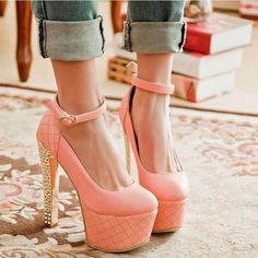 Cheap shoe lot, Buy Quality shoe spring directly from China shoe size ski boot size Suppliers:                       ENMAYER 2015 summer shoes women Wedges  high heels women sandals Rhinestone  Slides  Wedding