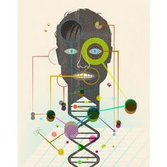 """My other half's work, is on the cover of the NY Times science section, tomorrow. The story is Buliding a case, and a face, on DNA. Interesting stuff.…"" mark allen miller"
