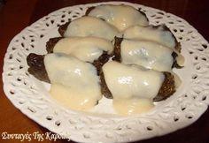 Υλικά 1 κιλό κιμά (μισό χοιρινό – μισό μοσχαρίσιο) 2 φλιτζανάκια του καφέ ρύζι – χρησιμοποιώ το parboiled της 3A- 10 – 12 κλαράκια ψιλοκομμ...