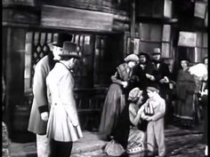 Oliver Twist - Full Movie This movie was made in 1933 towards the end of the Great Depression. It is set in an Industrial Revolution era.