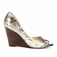 Sole Society New Arrivals - D'orsay wedges - Brita Pretty Shoes, Beautiful Shoes, Cute Shoes, Me Too Shoes, Fashion Shoes, Fashion Accessories, A New York Minute, Look At You, Look Chic