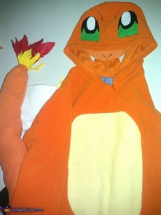 1000  ideas about Charmander Costume on Pinterest   Jigglypuff Costume