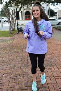 A personal favorite from my Etsy shop https://www.etsy.com/listing/514983889/monogram-jacket-lilly-pulitzer