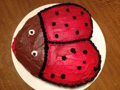 "My ""love bug's"" 1st birthday cake :)"