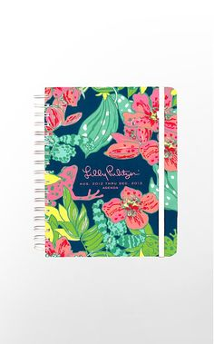 2013 Large Agenda in Lillys Pink Skip On It $26 (w/o 12/15/12) #lillypulitzer #fashion #style