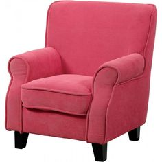 Furniture of America Greta Kids Chair, Pink