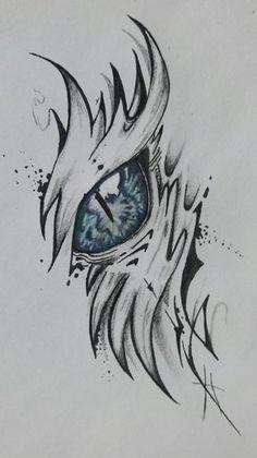 Me quedó lindo dragon eye drawing, dragon art, dragon drawings, amazing Dragon Eye Drawing, Dragon Sketch, Dragon Art, Drawing Eyes, Body Drawing, Figure Drawing, Dragon Head, Kunst Tattoos, Body Art Tattoos