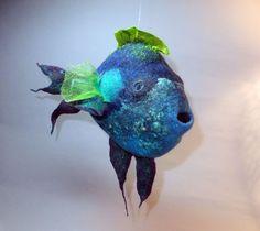 Paper Mache Fish | visit google com