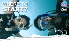 Learn to dive, with quality Scuba diving lessons, Instruction and lots of fun!