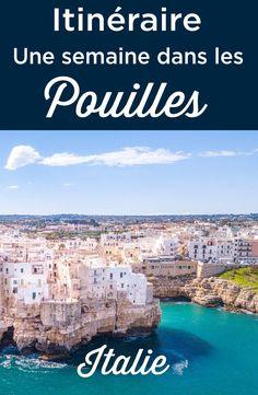 Itinéraire Pouilles