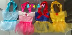 » Festa das Princesas Disney ArtesAny