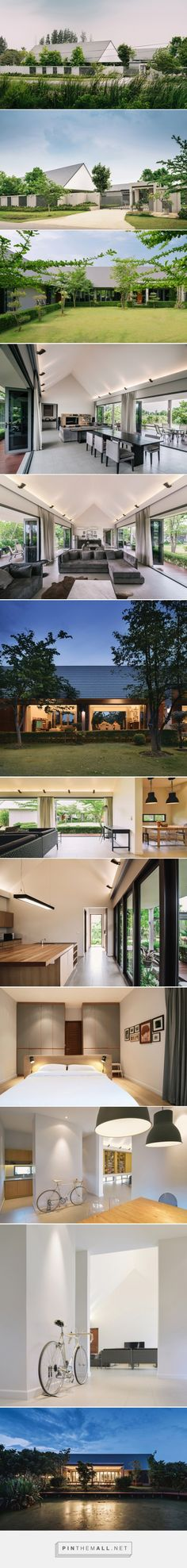 phongphat ueasangkhomset's triangle house in thailand - created via http://pinthemall.net