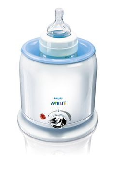 Philips AVENT Express Food and Bottle Warmer Philips Avent,http://www.amazon.com/dp/B001C3I1AA/ref=cm_sw_r_pi_dp_OBNjtb1JWKM4FFDX