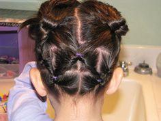Good website for little girl hairstyles