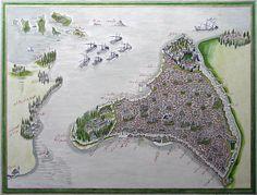 Piri Reis İstanbul map