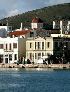 Chios island, Greece Chios Greece, Places In Greece, Greek Islands, Landscapes, Mansions, House Styles, Travel, Greek Isles, Paisajes
