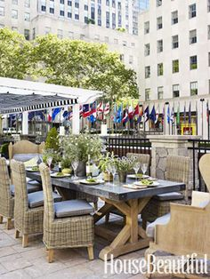 more from kitchen of the year with tyler florence outdoor dining