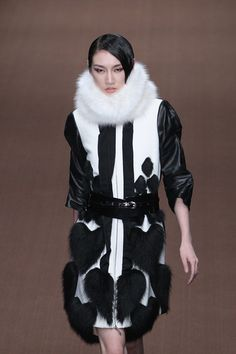 China Fashion Week 2012/13 A/W Collection - Day 3