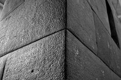 Perfection in stone, Qorikancha, Cusco, Peru