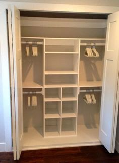Below are the Diy Closet Design Organization Ideas. This post about Diy Closet Design Organization Ideas was posted under the … Bedroom Closet Doors, Bedroom Closet Storage, Bedroom Closet Design, Closet Designs, Diy Bedroom, Trendy Bedroom, Bedroom Ideas, Small Closet Design, Bedroom Small