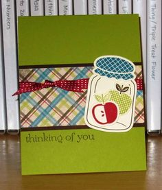 Fresh Apples by Christy S. - Cards and Paper Crafts at Splitcoaststampers