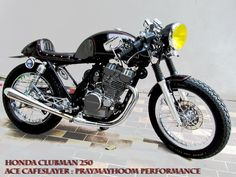 Honda gb 250 clubman Cafe Racer