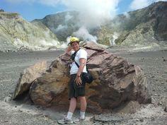 White Island Active Volcanoe.NZ