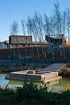 Qunli Stormwater Park by Turenscape #architecture