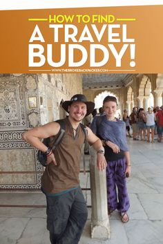 Here is all you need to know about how to find a travel buddy while backpacking.