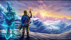Link and Revali | Legend of Zelda Breath of the Wild