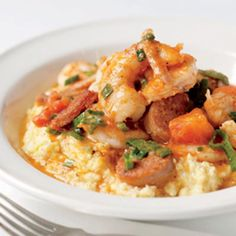 shrimp and grits :)