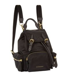 01d3f1caf6e6 Burberry Small Buckled Rucksack  AD