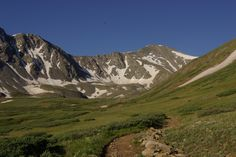 Grey's and Torrey's Peak Trail and Mountain, Colorado. #14er #beenhereclimbedthat