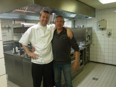 Met Gerrit van den Berg bij Solo