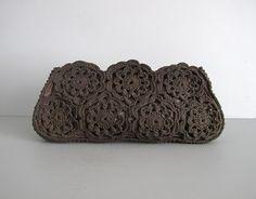 Crochet Clutch from Allen Company Inc