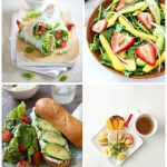 Ten Perfect Lunches For the Park- good for the weekends