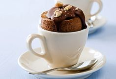 Frozen Chocolate Mocha Soufflé | Recipes | The World of Lindt | Lindt Shop UK