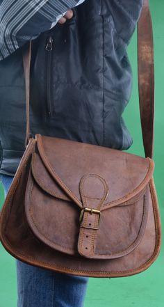 11x8x35 Leather bag Handbag Women purse Shoulder by leatherbagshop, $45.00