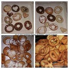 Gogosi pufoase reteta de la bunica | Savori Urbane No Bake Cake, Finger Foods, Baking Recipes, Sausage, Cookies, Meat, Desserts, Cake Baking, Sweet